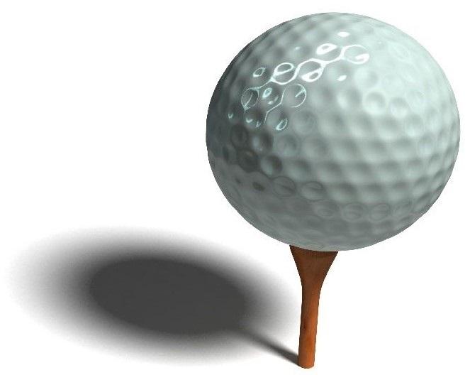 Pinehurst Golf Ball